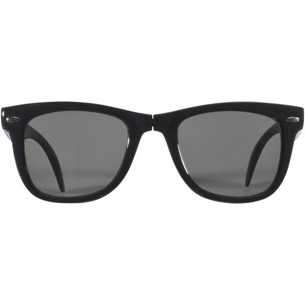 Skládací sluneční brýle SunRay - Černá