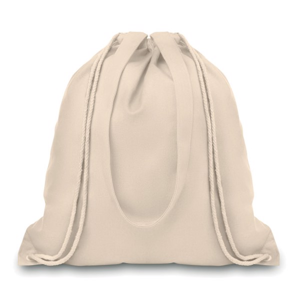 Drawstring and handles bag Moira