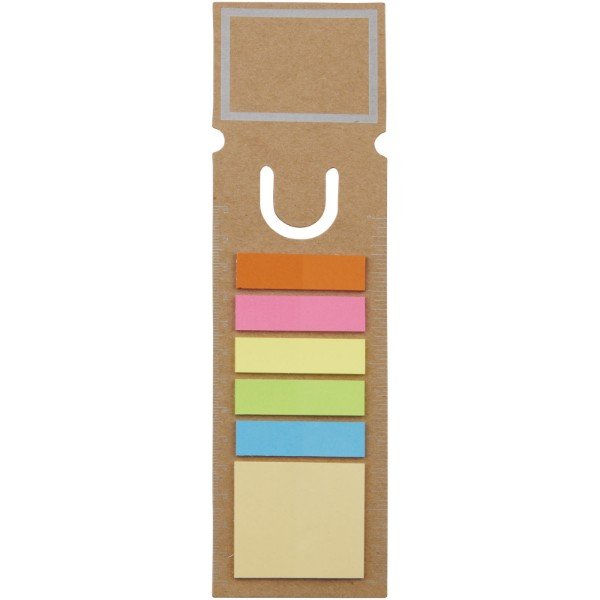 Sticky note bookmark - Brown