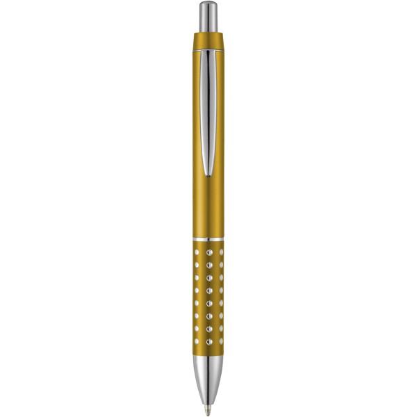 Kuličkové pero Bling - Žlutá