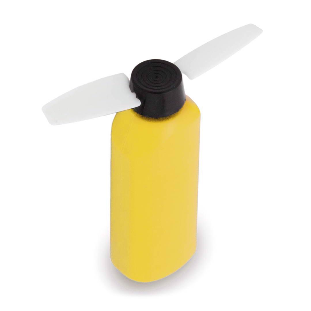 Ventilador Vanur - Amarillo