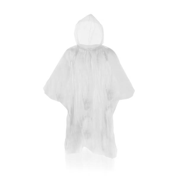 Raincoat Remo - White