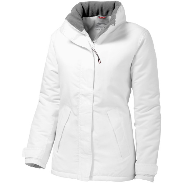 Under Spin ladies insulated jacket - White / M