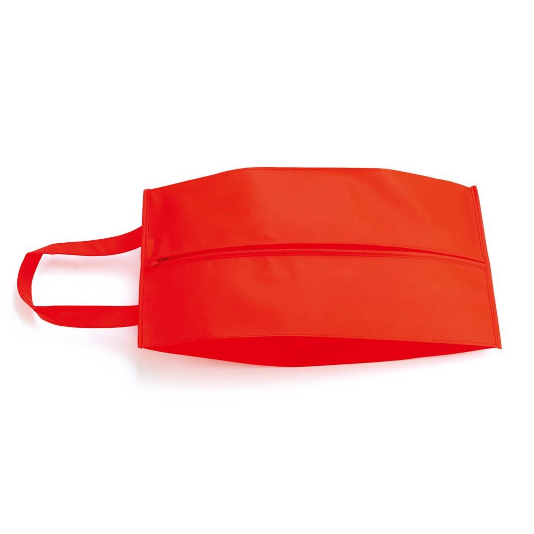 Bolsa Sapatos Recco - Vermelho