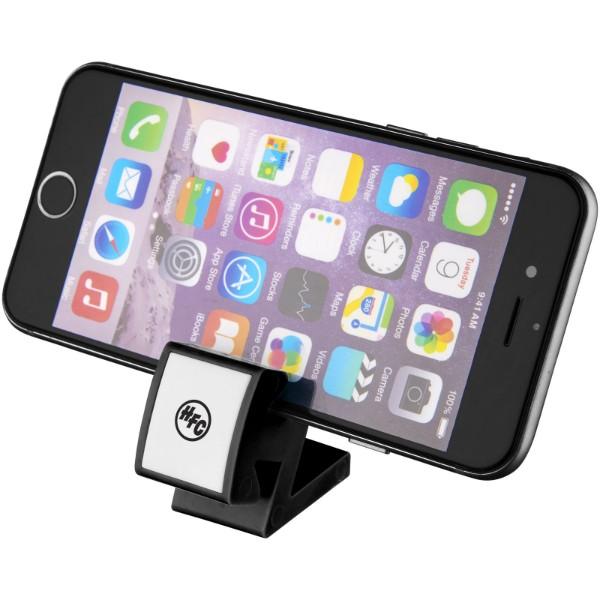 Dock multifunctional phone clip - Solid black