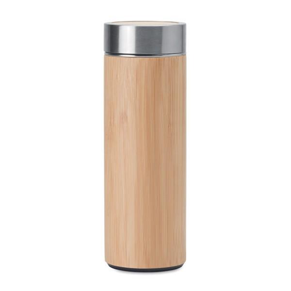 Double wall bamboo flask Batumi