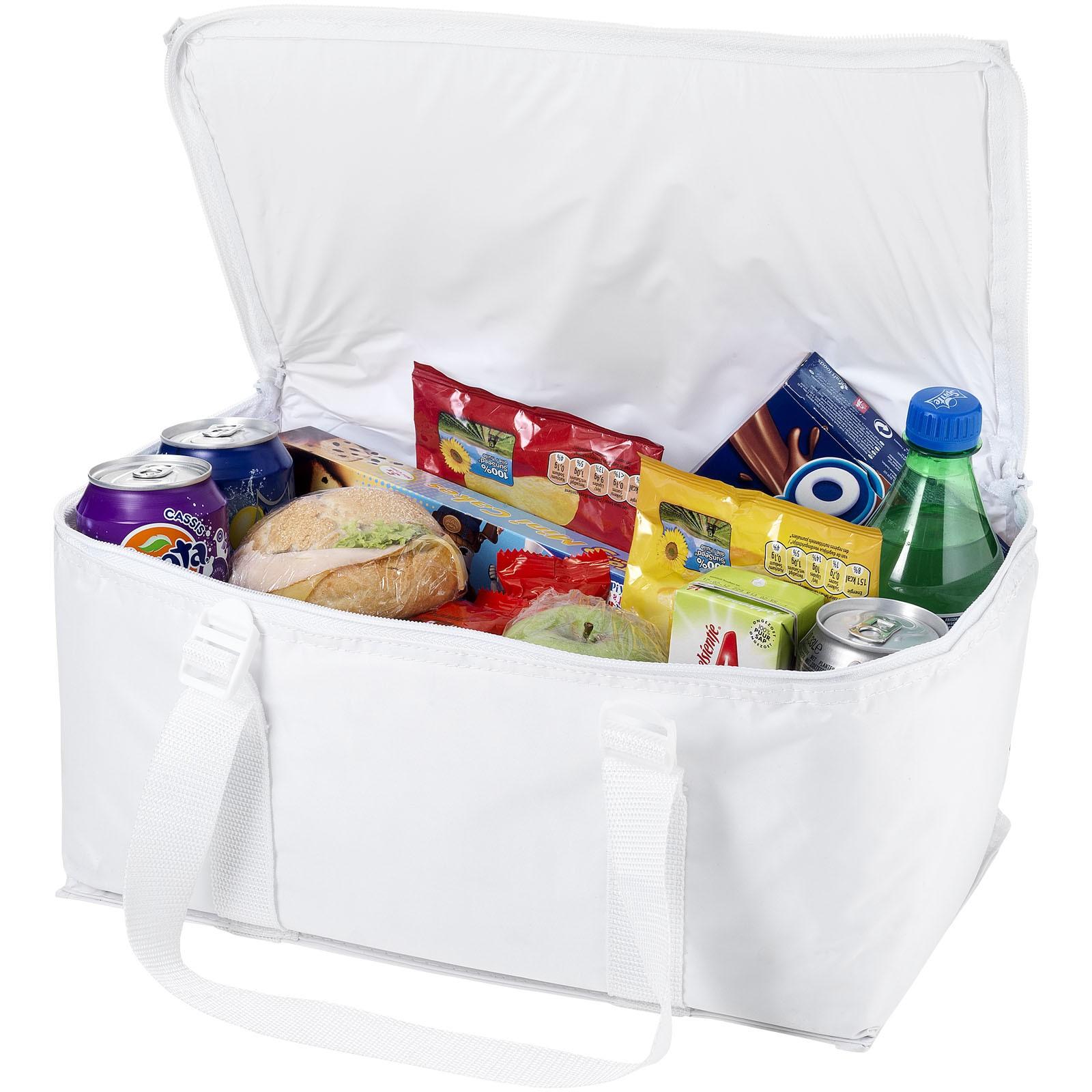 Larvik cooler bag - White