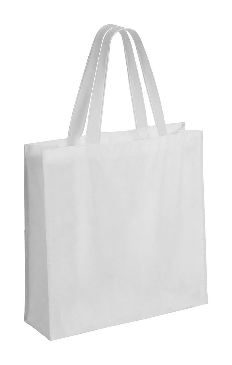 Shopping Bag Natia - White