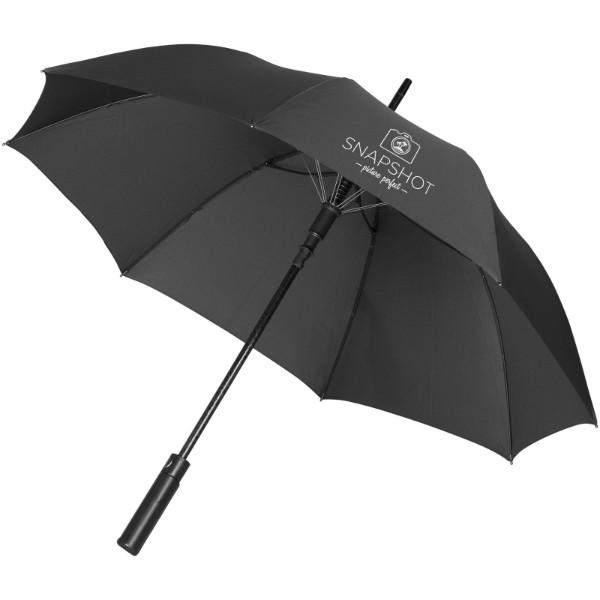 """23"""" větruodolný deštník Riverside s automatickým otvíráním - Černá"""
