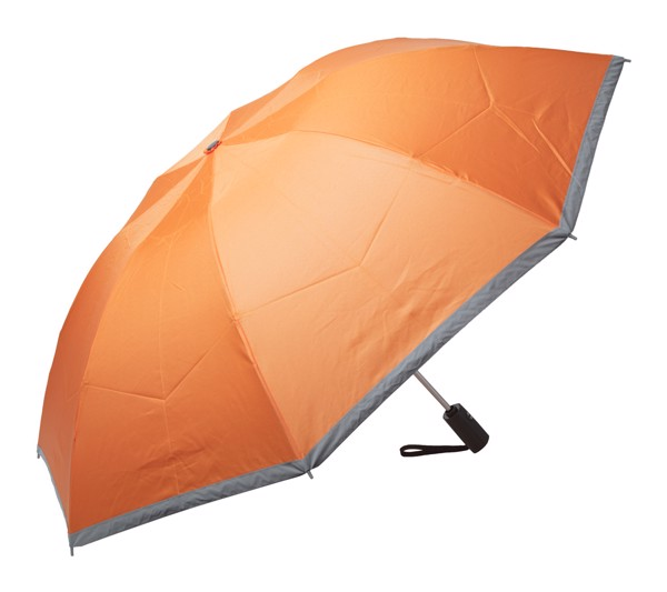 Reflective Umbrella Thunder - Orange