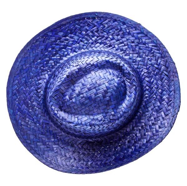 Palarie Paie Splash - Albastru