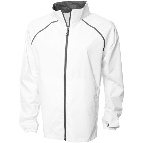 Egmont packable jacket - White / XXL