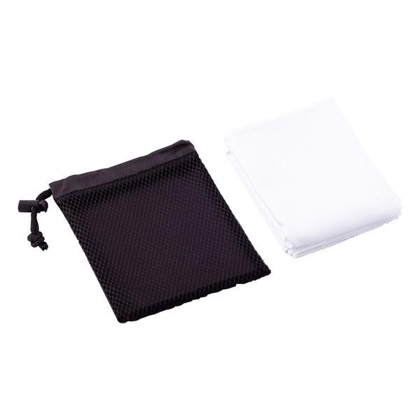 Ręcznik sportowy Frisky - Biały
