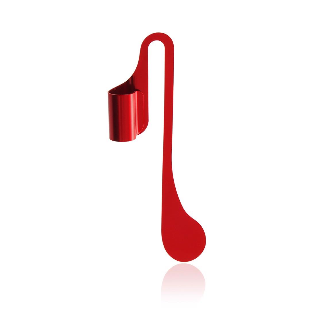 Marcapáginas Melby - Rojo