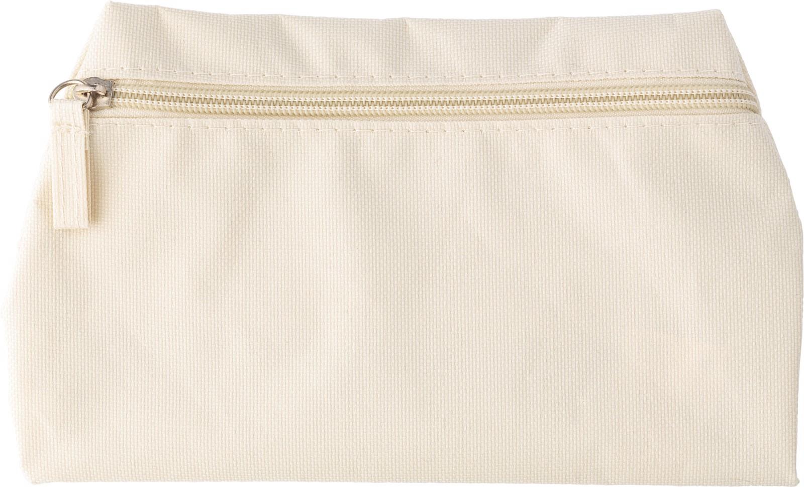 Polyester (600D) toilet bag - Khaki