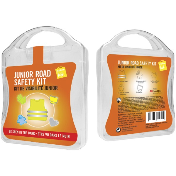 MyKit M Junior Road Safety kit - White