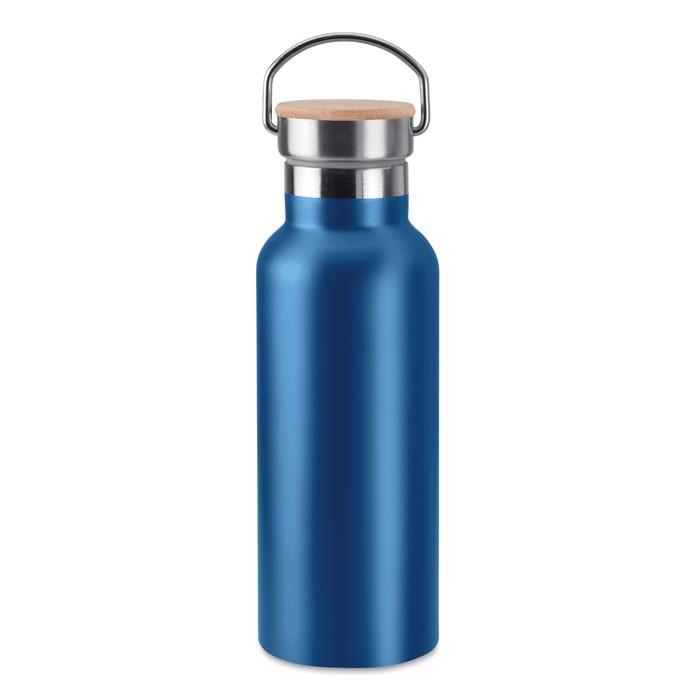 Double wall flask 500 ml Helsinki - Blue