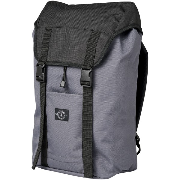 "Westport 15"" RPET laptop backpack - Grey"