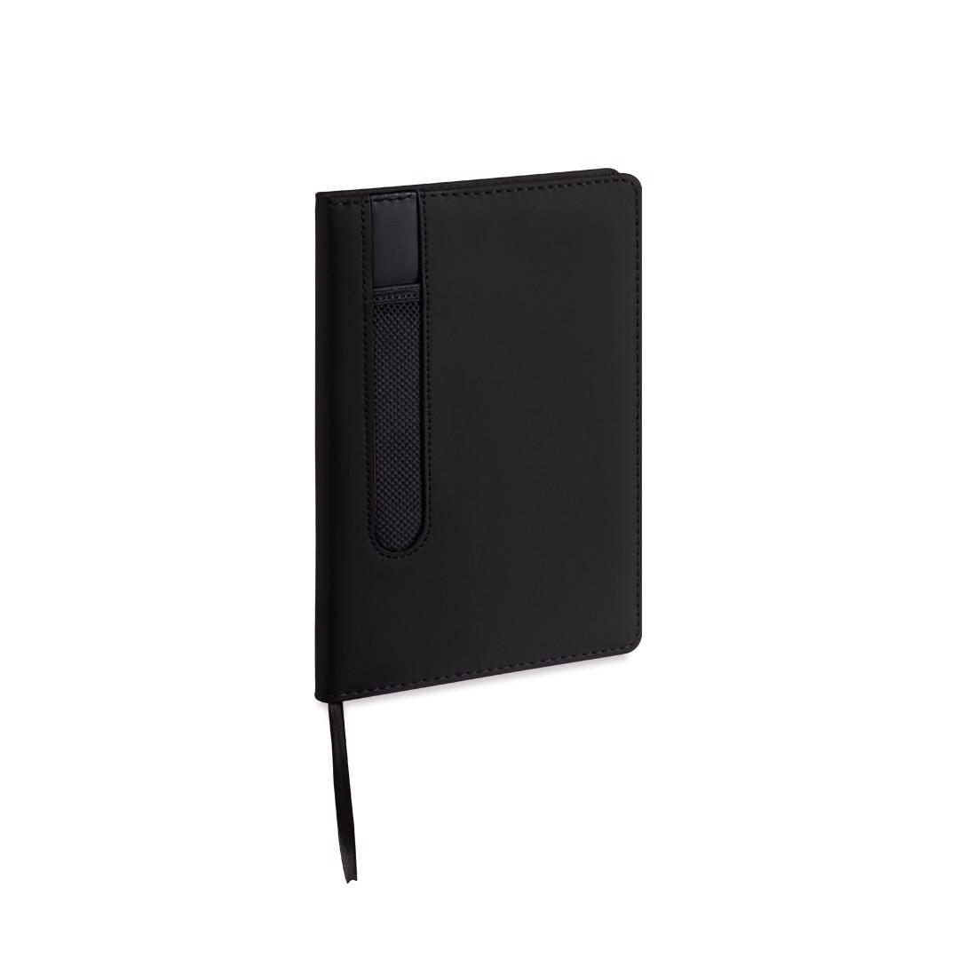 Bloc Notas Merton - Negro
