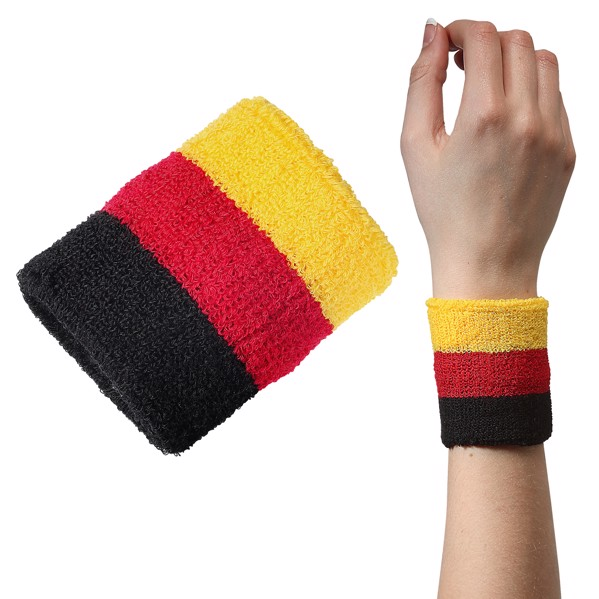 "Sweatband ""Nations - Germany"""