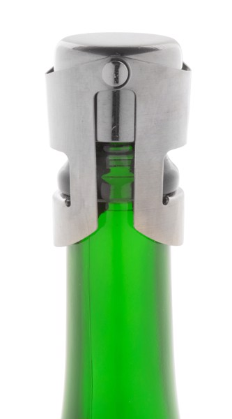 Zátka Na Šampaňské Puglia - Stříbrná