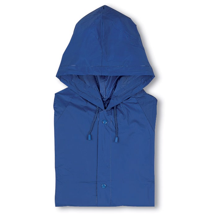 Pláštěnka s kapucí Blado - blue