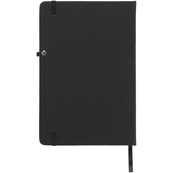 Rivista A5 Notizbuch - Schwarz