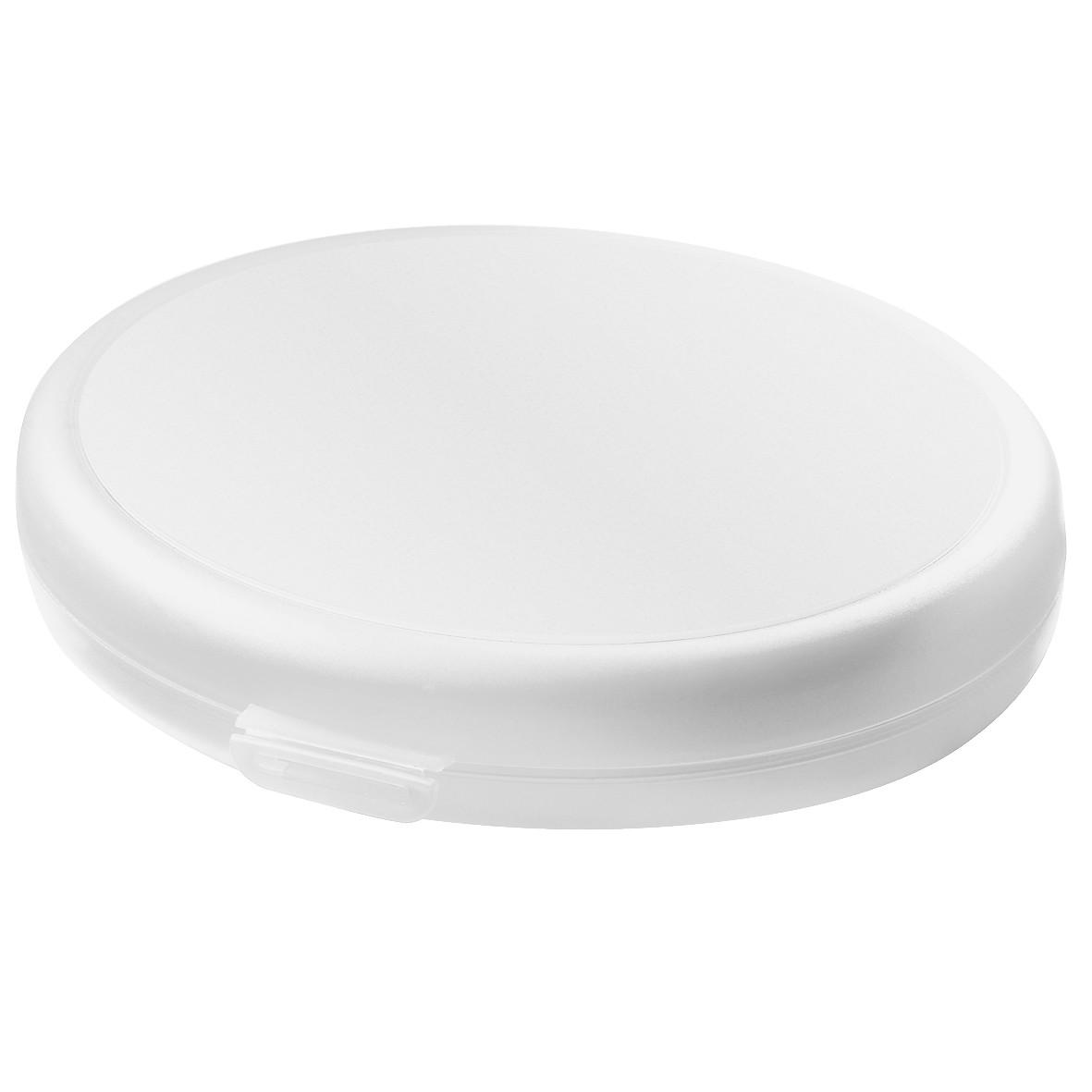 "Storage Box ""Oval"" - White"
