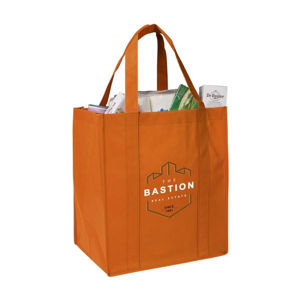ShopXL Shopping bag - Orange
