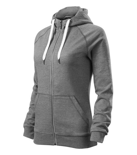 Sweatshirt Ladies Malfinipremium Voyage - Dark Gray Melange / XS