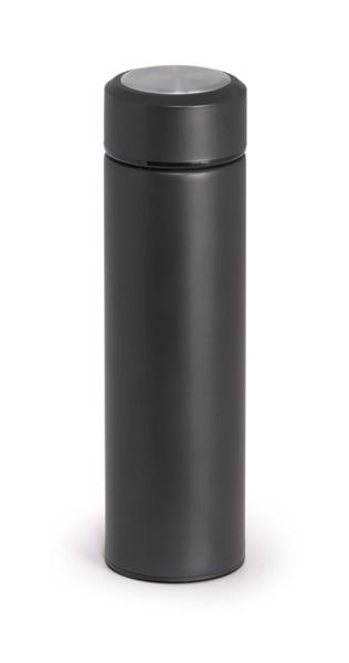 INGRAM. Termoska 470 ml - Černá