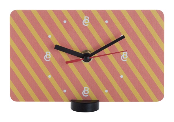 Table Clock BeTime A - Natural / Black