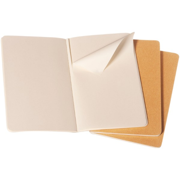 Cahier Journal PK - plain - Kraft brown