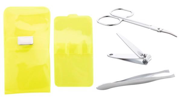 Manikúra Silton - Žlutá