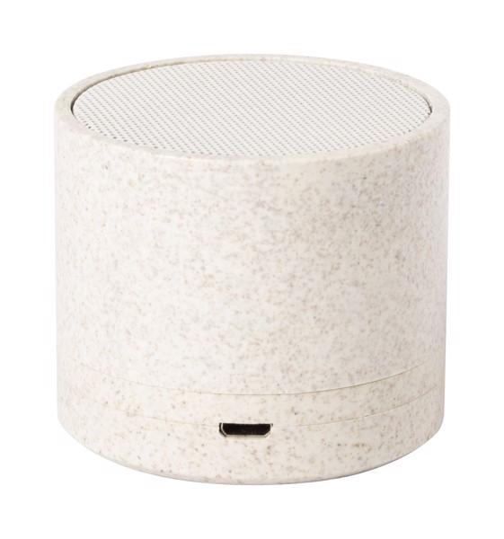 Boxă Bluetooth Cayren - Natural