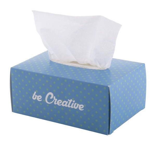 Papírové Kapesníčky CreaSneeze - Bílá