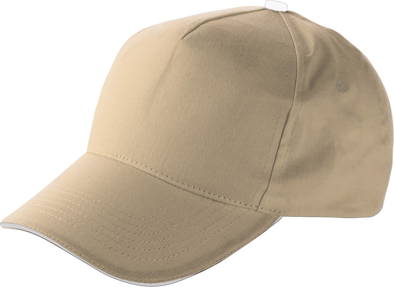 Cotton cap - Khaki