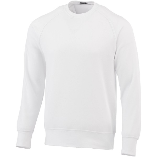 Kruger unisex crewneck sweater - White / XL