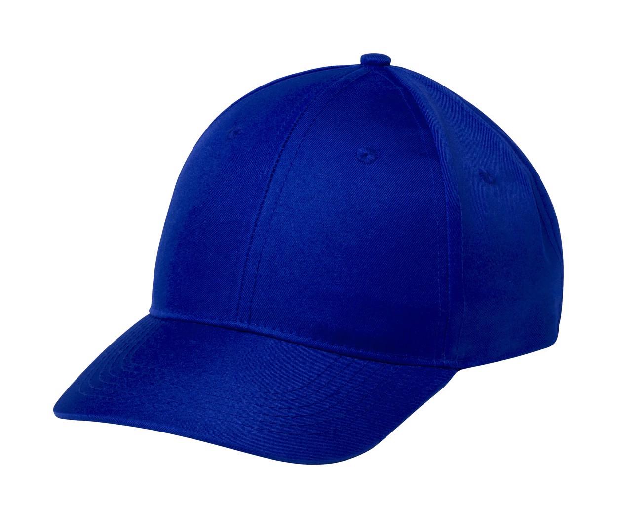 Baseballová Čepice Blazok - Tmavě Modrá