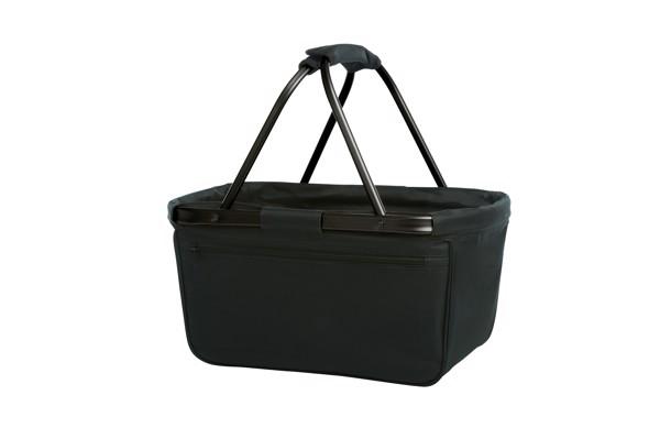 Shopper Black Basket - Černá