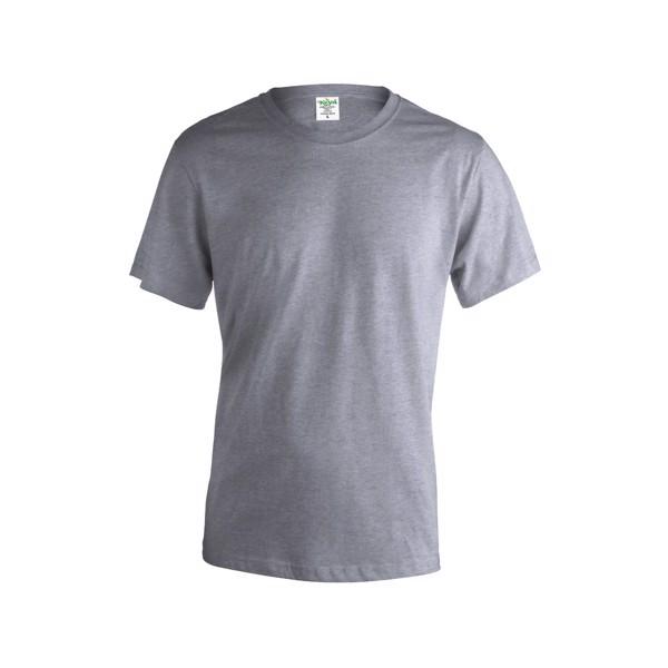 "Camiseta Adulto ""keya"" Organic Color - Gris / XL"
