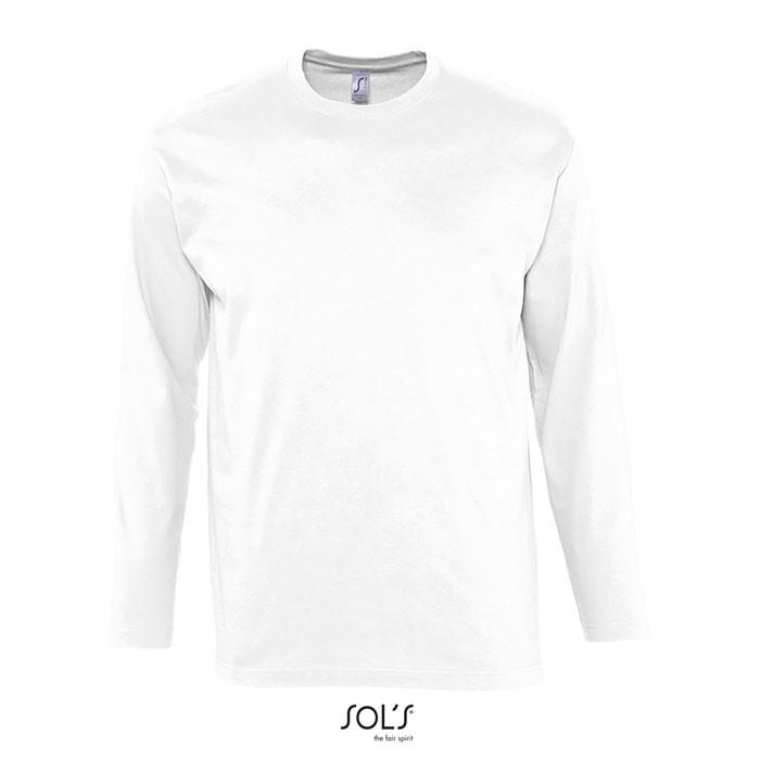 MONARCH MEN T-SHIRT 150g - White / S