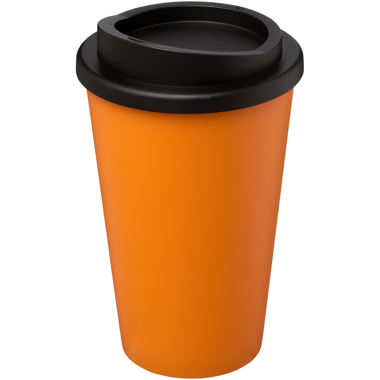 Americano® Vaso térmico de 350 ml - Naranja / Negro intenso