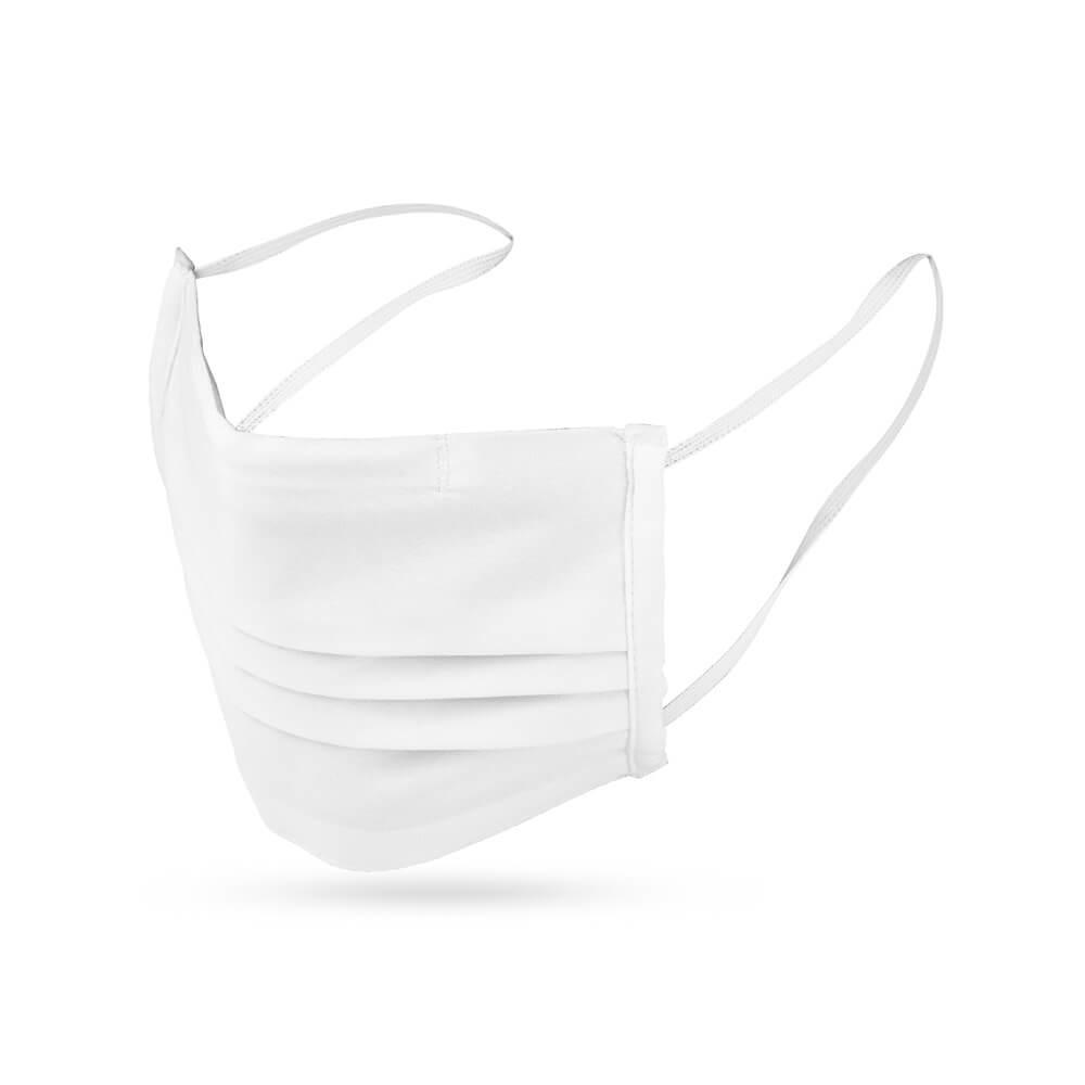 GRANCE. Reusable textile mask - White