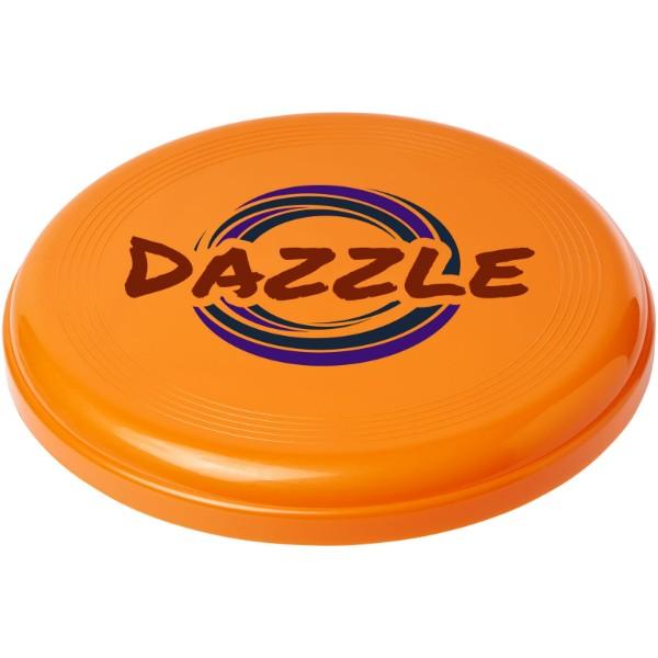 Cruz medium plastic frisbee - Orange
