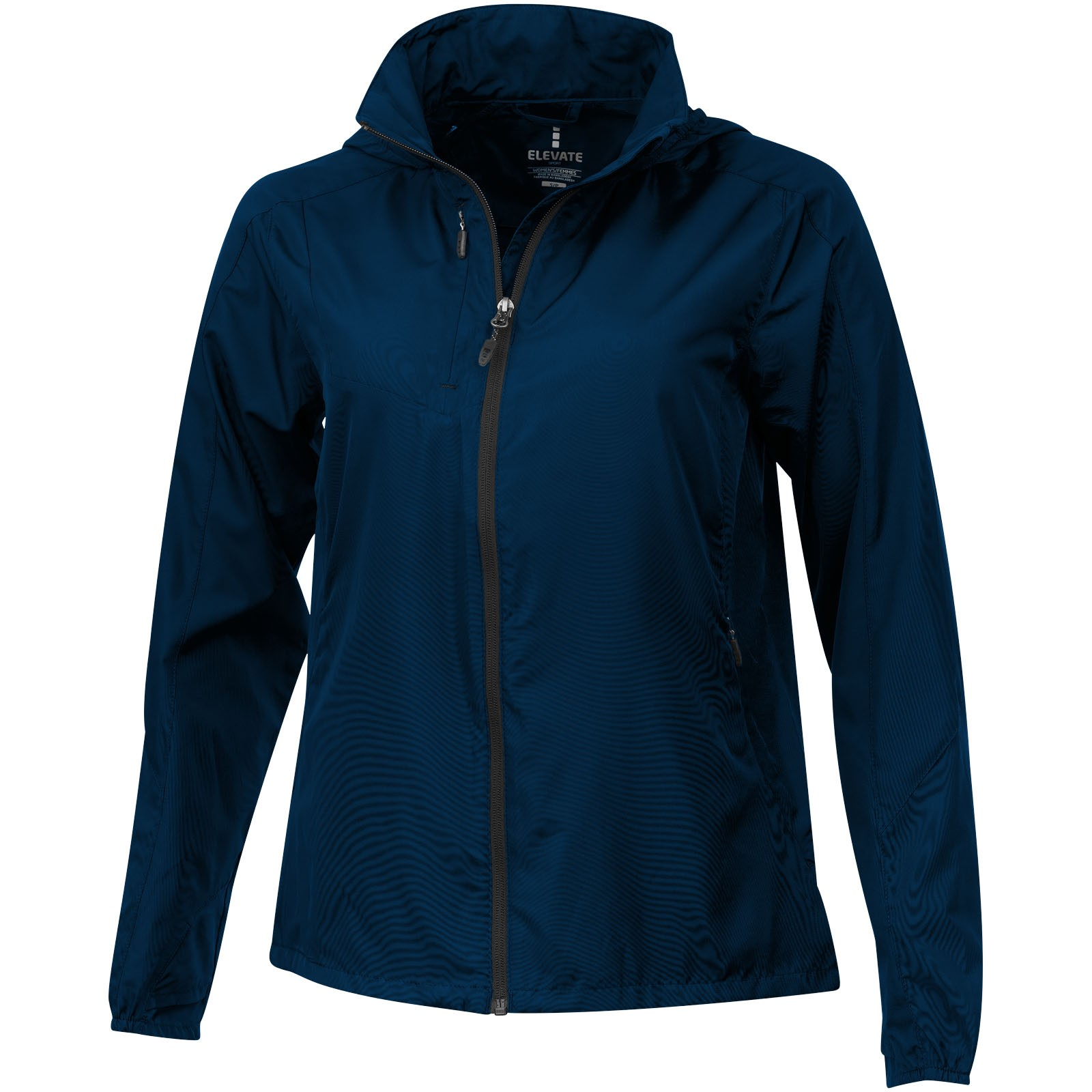 Flint lightweight ladies jacket - Navy / XS