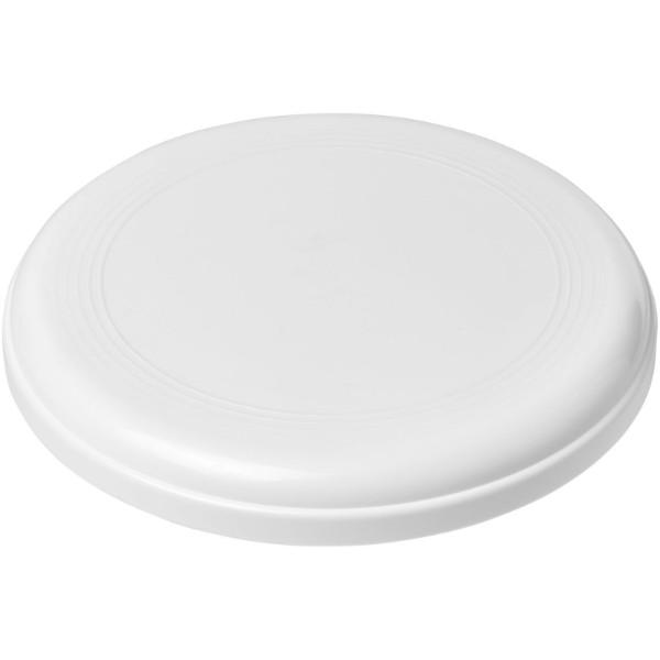Střední plastové frisbee Cruz - Bílá