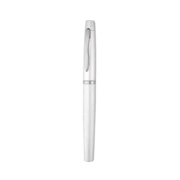 Metallic roller pen Truhan - Matt Silver