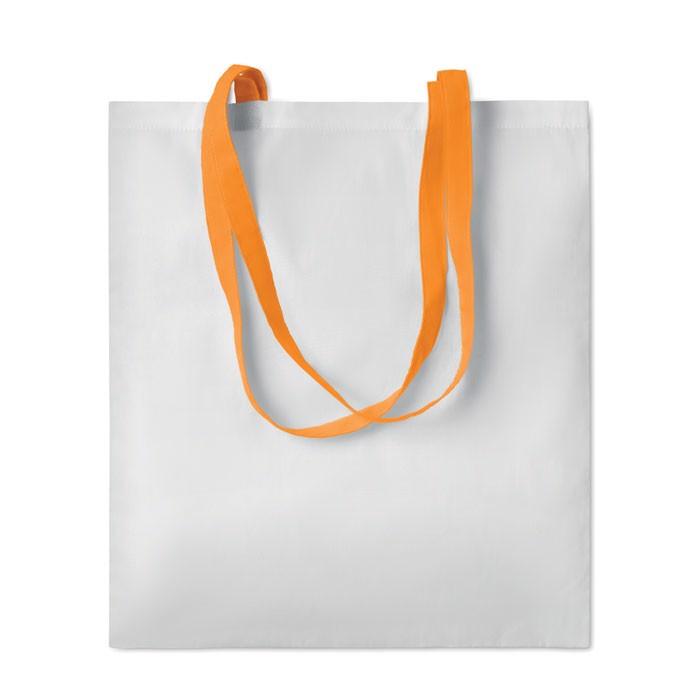 Torba na zakupy do sublimacji Sublim Cottonel - pomarańczowy