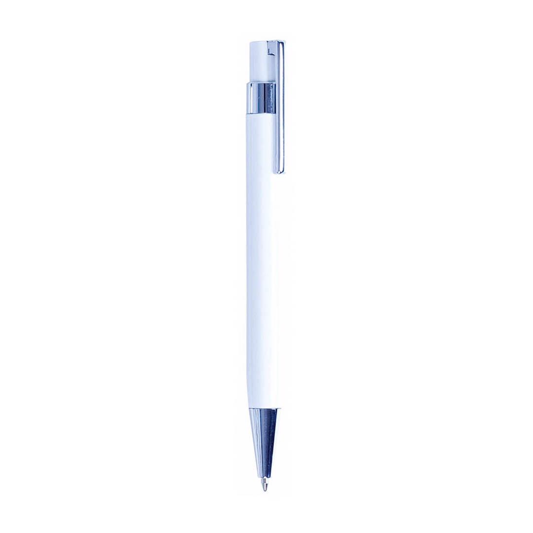 Esferográfica Servan - Branco